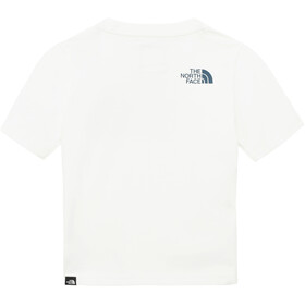 The North Face Easy T-shirt Spædbørn, tnf white/blue wing teal